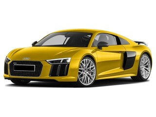 New 2017 Audi R8 5.2 V10 plus Coupe in Toronto