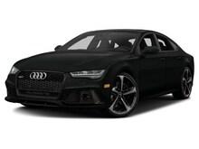 2017 Audi RS 7 4.0T À hayon