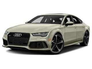 New 2017 Audi RS 7 4.0T Hatchback in Toronto
