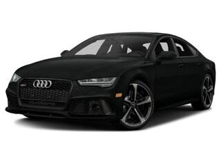 2017 Audi RS 7 4.0T performance À hayon