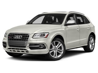 2017 Audi SQ5 3.0T Dynamic Edit