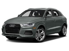 2017 Audi Q3 2.0T KOMFORT - 0 ACCIDENT CLAIMS,AWD,BLUETOOTH,BACKUP CAM,PUSH START SUV WA1ECCFS4HR007543