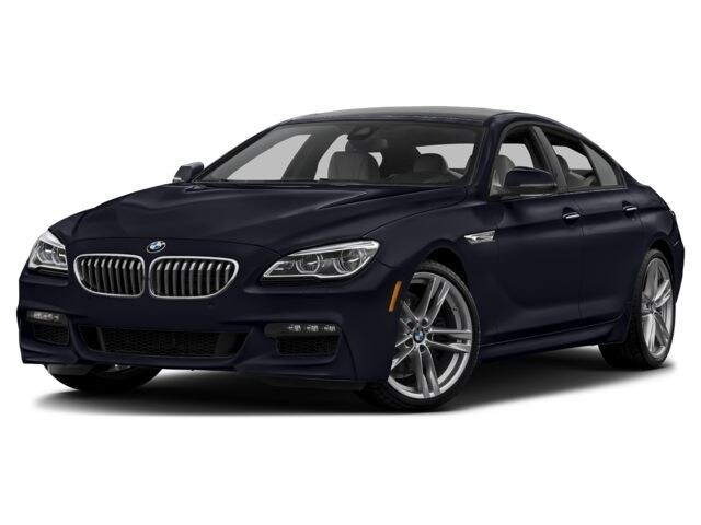 2017 BMW 650i Xdrive Gran Coupe Save $20,000 Gran Coupe