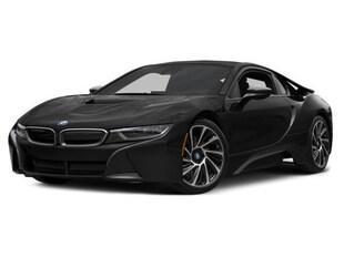 2017 BMW i8 Coupé