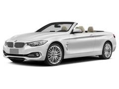 2017 BMW 4 Series 430i Xdrive Convertible