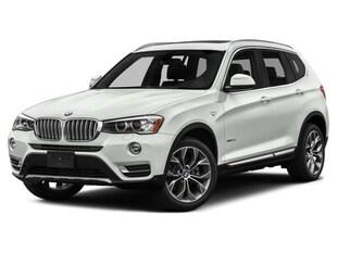 2017 BMW X3 Xdrive28i VUS