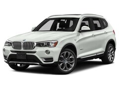 2017 BMW X3 xDrive28i, NAVIGATION, LEATHER, PANORAMA ROOF, PARKING SENSORS, BACK UP CAMERA, ONE OWNER, NO ACCIDENT SUV