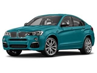 2017 BMW X4 M40i SUV