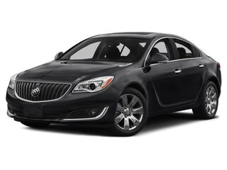 2017 Buick Regal Premium I Sedan
