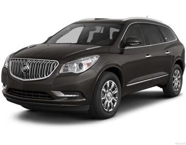 2017 Buick Enclave Leather, Sunroof, Heated Steering Wheel SUV