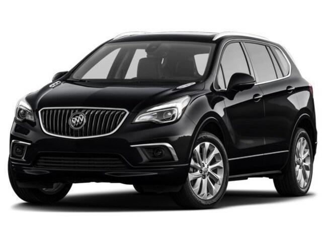 2017 Buick Envision Premium II AWD Remote vehicle start SUV