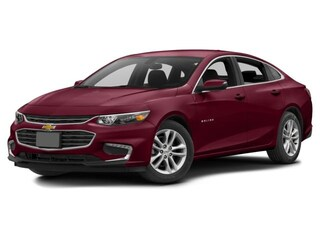 2017 Chevrolet Malibu LT | FWD | 4 Door |  Sedan