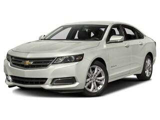 2017 Chevrolet Impala 1LT Berline