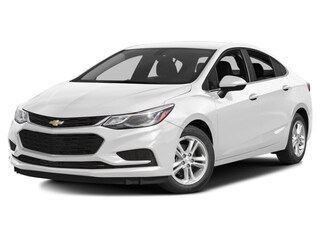 2017 Chevrolet Cruze LT Turbo Sedan