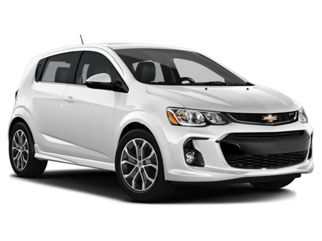 2017 Chevrolet Sonic LT Auto Hatchback