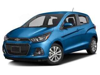 2017 Chevrolet Spark À hayon