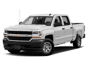 2017 Chevrolet Silverado 1500 4x2 Bluetooth, Back Up Camera, 4 Door Truck Crew Cab