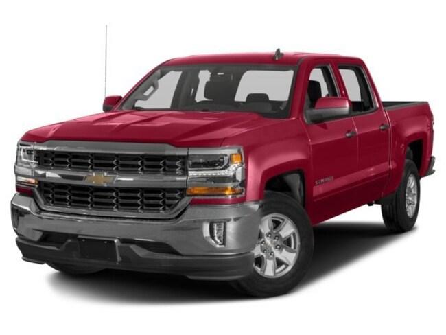 2017 Chevrolet Silverado 1500 LT w/2LT Truck Crew Cab