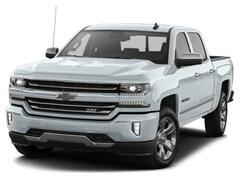 2017 Chevrolet Silverado 1500 Truck Crew Cab