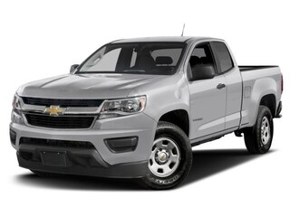 2017 Chevrolet Colorado WT 2RM Camion cabine Allongée