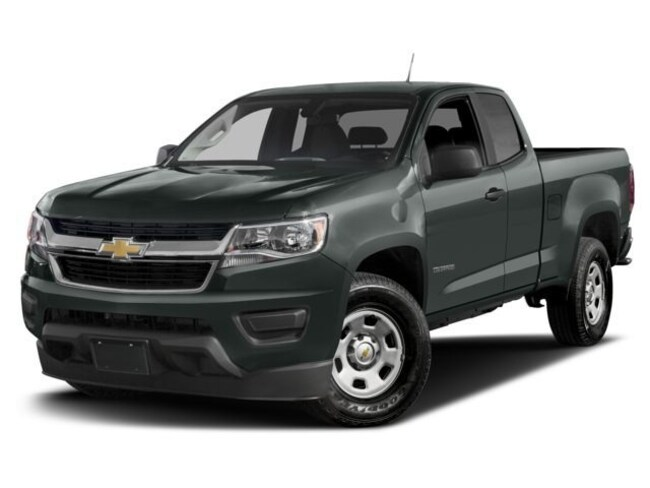 2017 Chevrolet Colorado WT BLUETOOTH/CRUISE/CREW CAB Truck Extended Cab