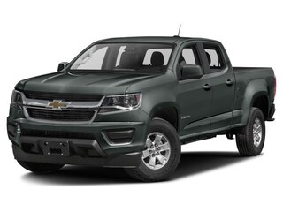 2017 Chevrolet Colorado ***Incoming Truck Crew Cab