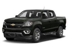 2017 Chevrolet Colorado 4WD Z71 Truck Crew Cab
