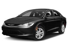2017 Chrysler 200 LX Sedan