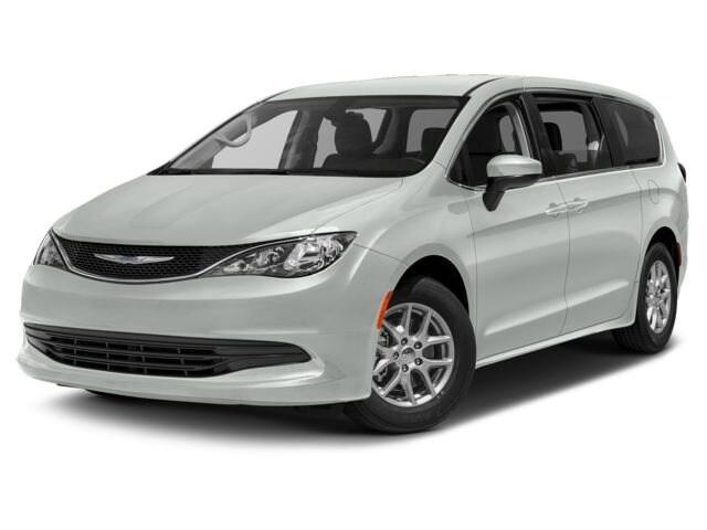 2017 Chrysler Pacifica LX Mini-van Passenger