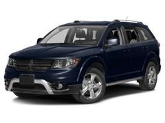 2017 Dodge Journey Crossroad Nav-DVD-Leather! SUV