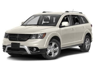 Used 2017 Dodge Journey Crossroad SUV for Sale in Hinton