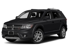 2017 Dodge Journey SXT AWD | Blacktop Package | Rear Seat Video Group SUV