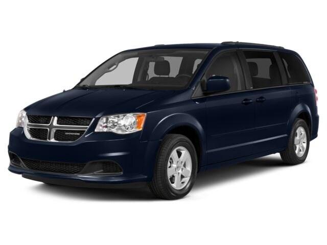 2017 Dodge Grand Caravan Mini-van Passenger