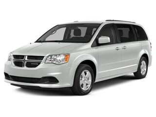 2017 Dodge Grand Caravan SXT Dealer DEMO Van Passenger Van
