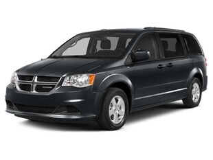 2017 Dodge Grand Caravan Minivan/Van