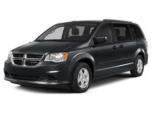 2017 Dodge Grand Caravan Crew Plus Van Passenger Van