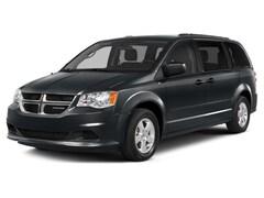 2017 Dodge Grand Caravan Crew Van