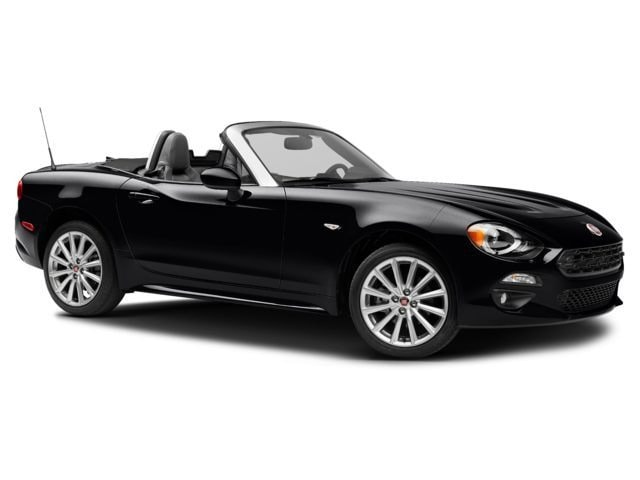 2017 FIAT 124 Spider Lusso for sale in Edmont, AB