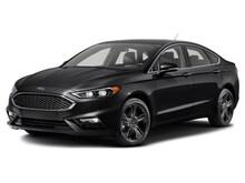 2017 Ford Fusion V6 Sport Sedan