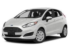 2017 Ford Fiesta SE À hayon 1.0L Ordinaire sans plomb White Platinum Tri-Coat