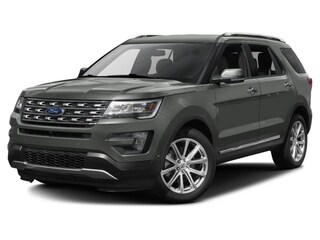 2017 Ford Explorer Limited AWD  LOADED  SUNROOF  GPS  ACCIDENT FREE SUV