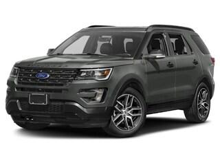 2017 Ford Explorer Sport VUS 3.5L Premium Unleaded Magnetic