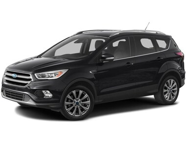 2017 Ford Escape IVCT I4