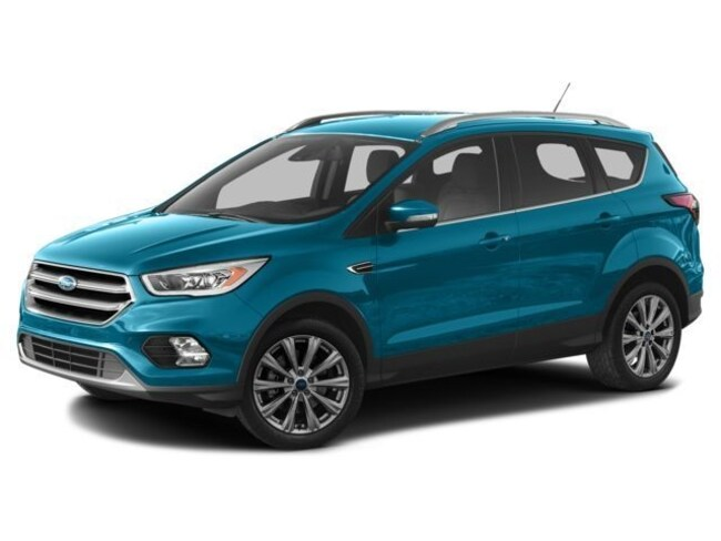 2017 Ford Escape Titanium SUV [693, B, D, 62P, 446, N6, 50C, 999, 301A, 64L, 153] I-4 cyl