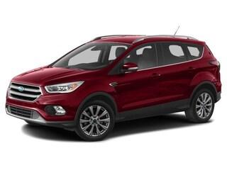 2017 Ford Escape Titanium Titanium FWD