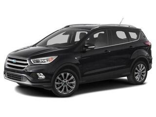 New 2017 Ford Escape Titanium SUV in Nisku