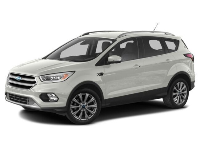New 2017 Ford Escape Titanium SUV In Nisku and Edmonton Area
