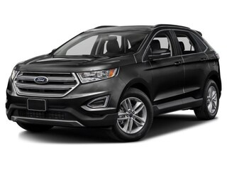 2017 Ford Edge SEL AWD| LEATHER| GPS| SUNROOF| NO ACCIDENTS SUV