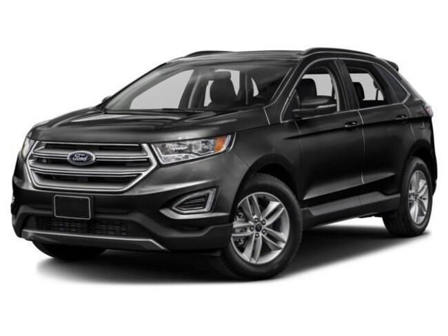 New 2017 Ford Edge Titanium SUV Calgary