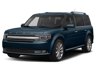 2017 Ford Flex SEL 202A AWD MULTI PANEL VISTA ROOF NAV 2ND ROW IN SUV